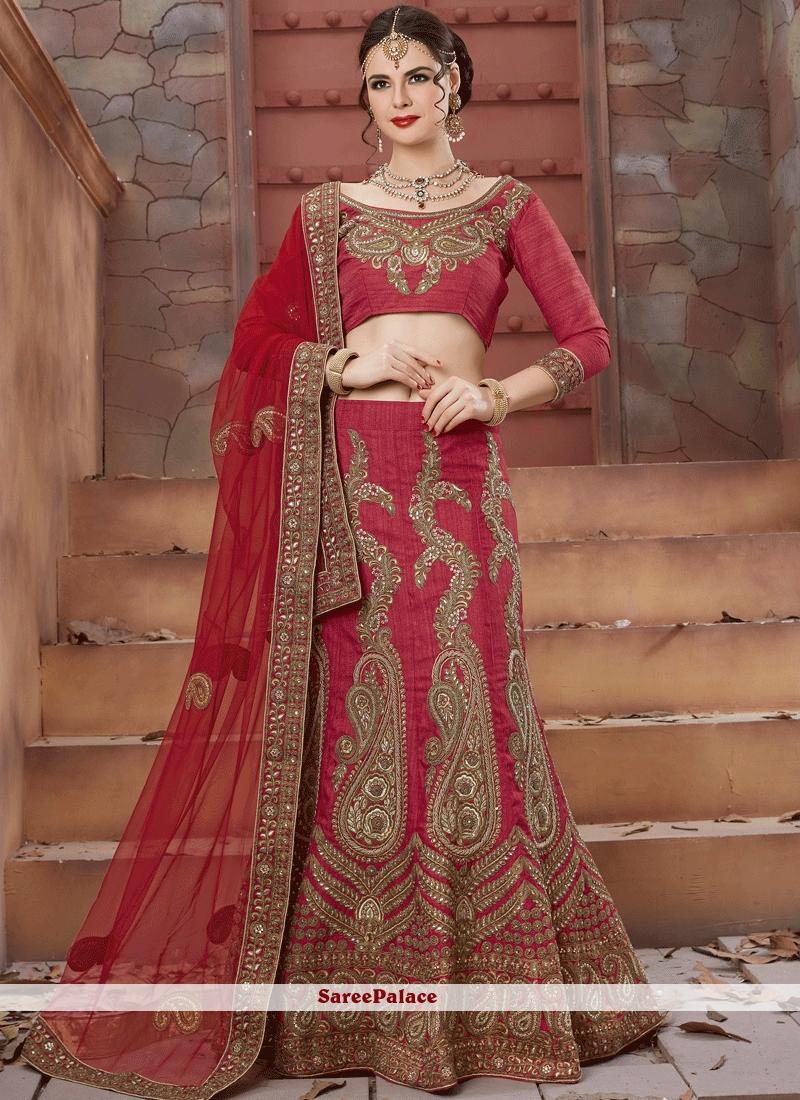 705005ecb6 Buy Adorable Maroon Lehenga Choli Online