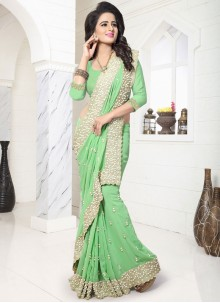 Angelic Designer Saree For Wedding