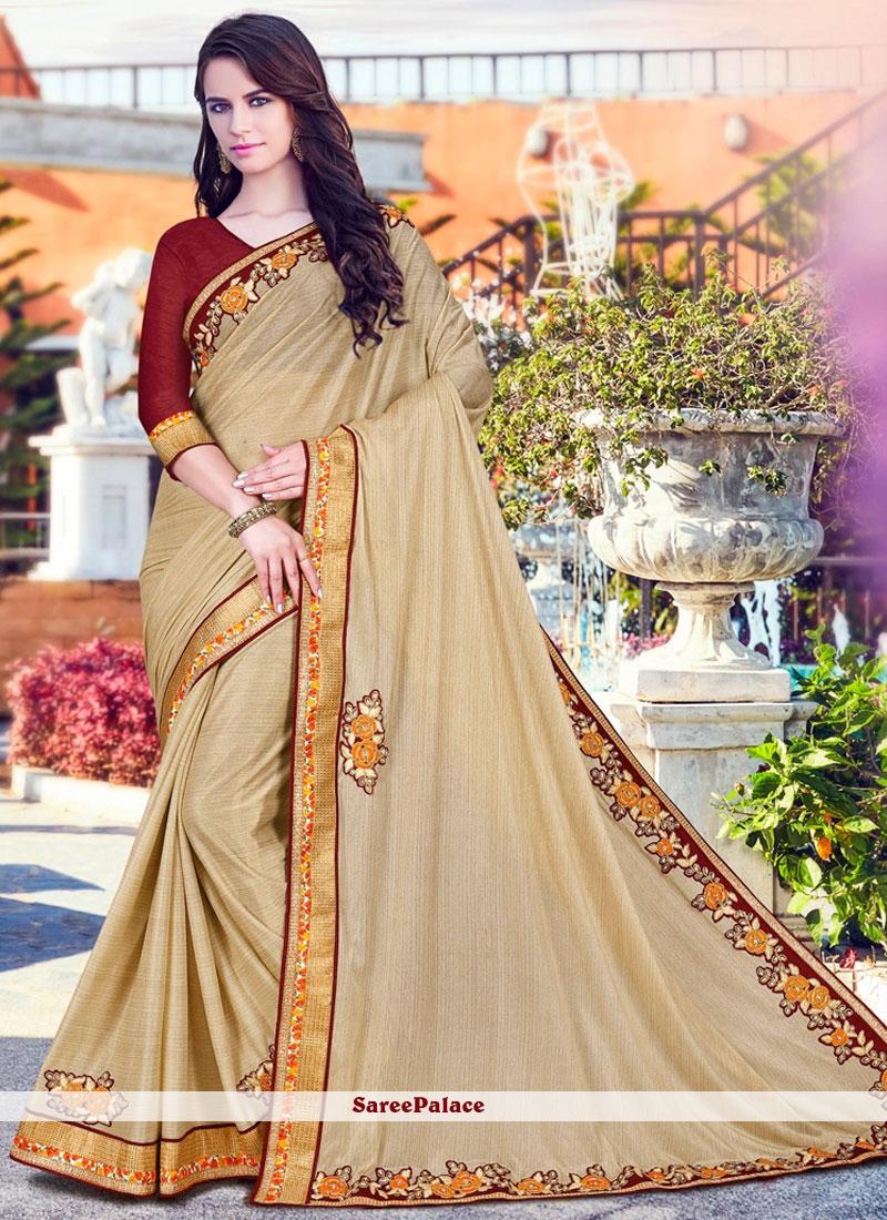 Aristocratic Saree For Wedding