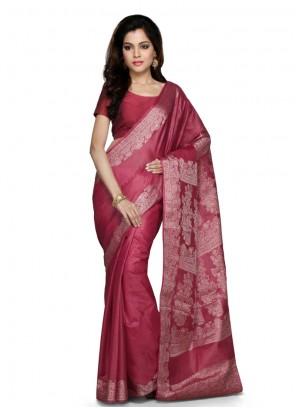 Art Banarasi Silk Reception Designer Traditional Saree