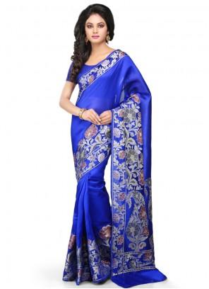 Art Banarasi Silk Weaving Designer Traditional Saree