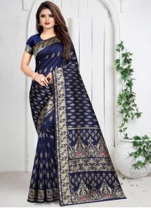 Art Silk Casual Silk Saree