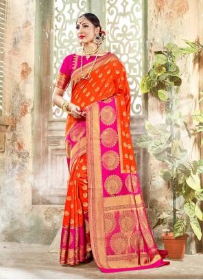 Banarasi Silk Classic Designer Saree