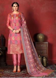 Banarasi Silk Designer Suit