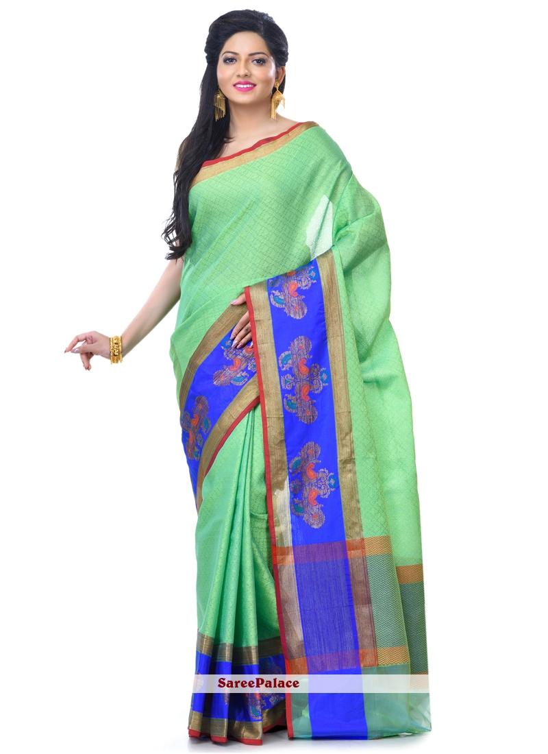 Banarasi Silk Party Classic Designer Saree