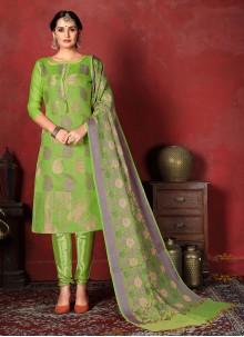 Banarasi Silk Weaving Salwar Suit