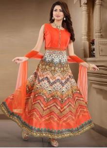 Banglori Silk Weaving Designer Salwar Kameez