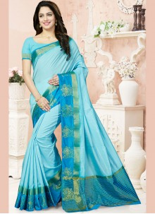 Beauteous Weaving Work Designer Traditional Saree