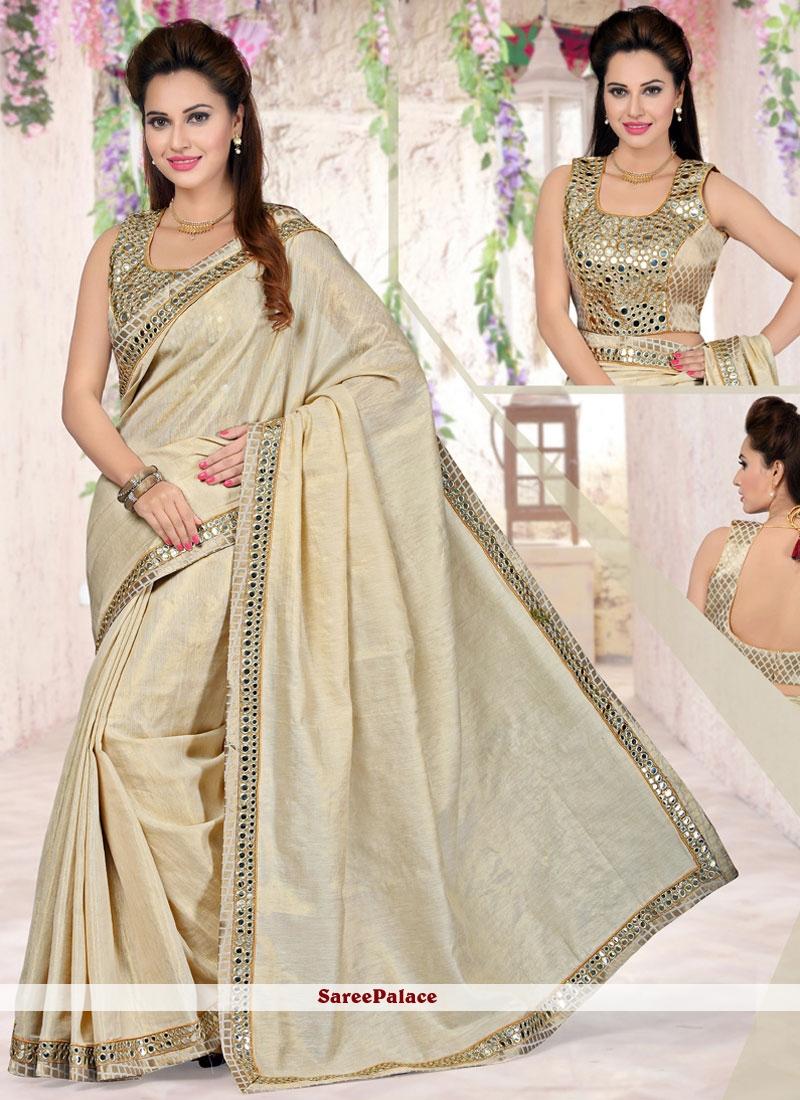Beckoning Tussar Silk Traditional Designer Saree