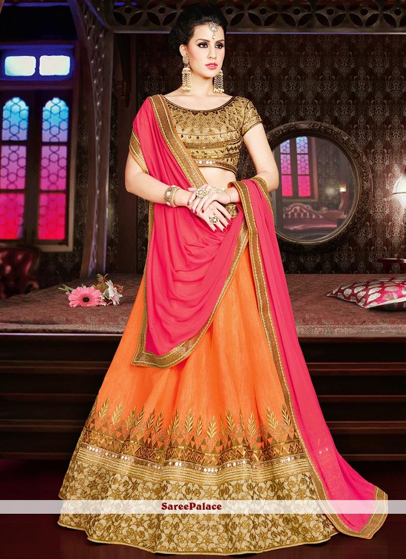1c57924f01 Buy Best Zari Work Lehenga Choli Online