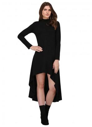 Black Color Designer Kurti