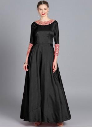 Black Color Salwar Suit