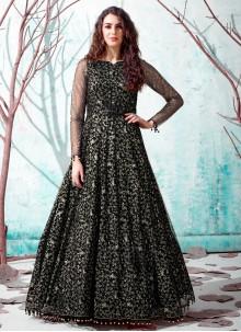 Black Designer Gown