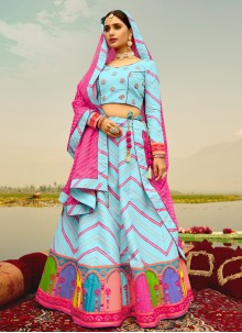Blue Print Readymade Lehenga Choli