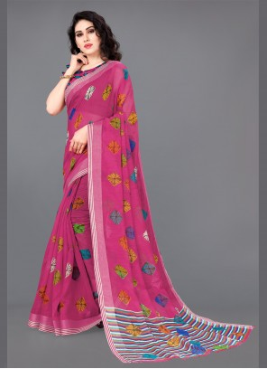 Multi Colour Bollywood Saree For Festival