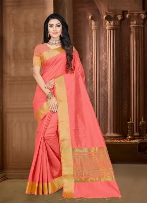 Border Silk Designer Saree