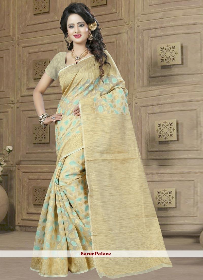 Captivating Banarasi Silk Green Weaving Work Classic Designer Saree