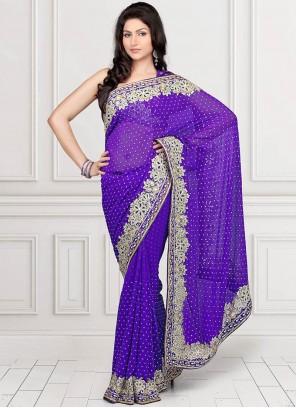 Cherubic Classic Designer Saree For Bridal