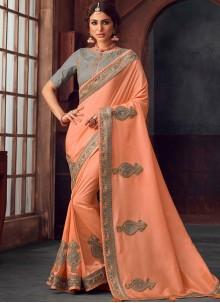Classic Saree For Reception