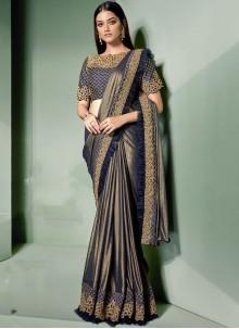 Cord Designer Saree