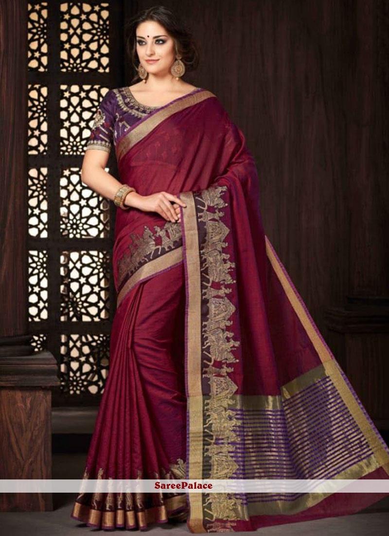 Cotton   Classic Designer Saree