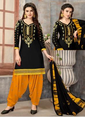 Cotton Festival Designer Patiala Suit