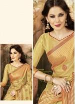 Cotton Silk woven Work Traditional Designer Saree