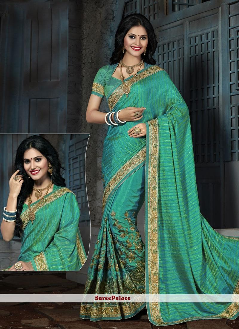 Customary Art Silk Traditional  Saree