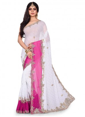 Designer Traditional Saree For Sangeet
