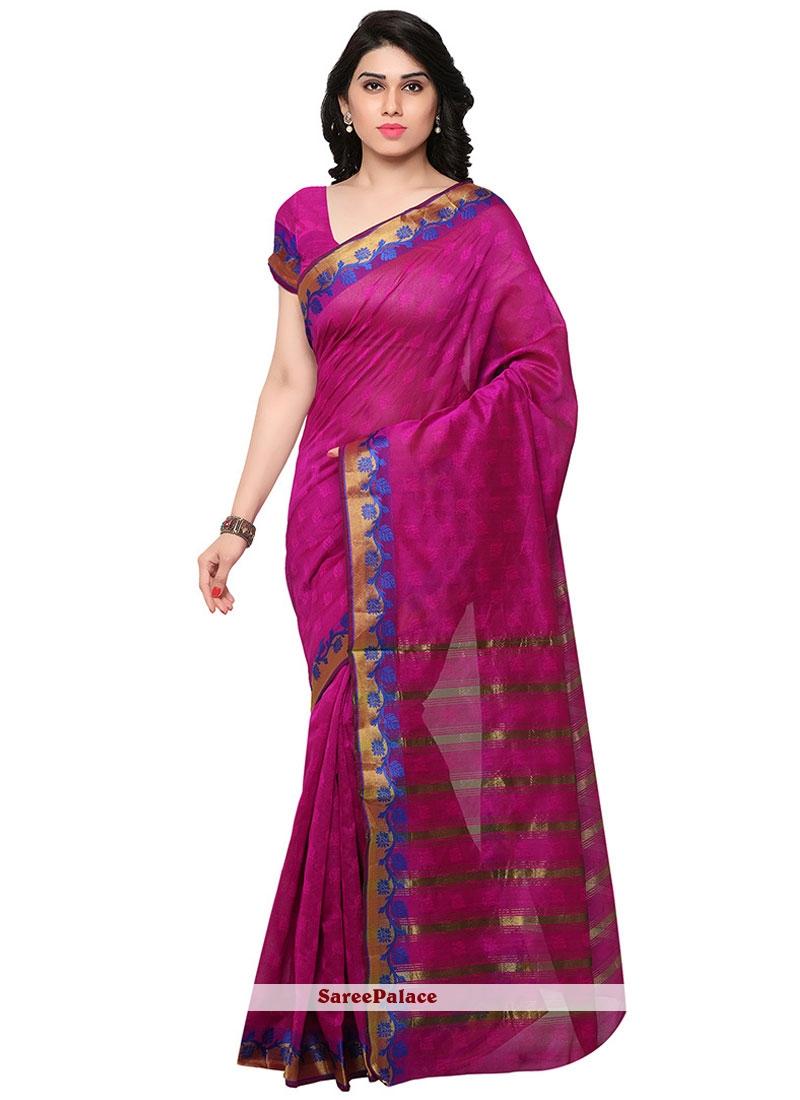 Dilettante Banarasi Silk Weaving Work Designer Traditional Saree