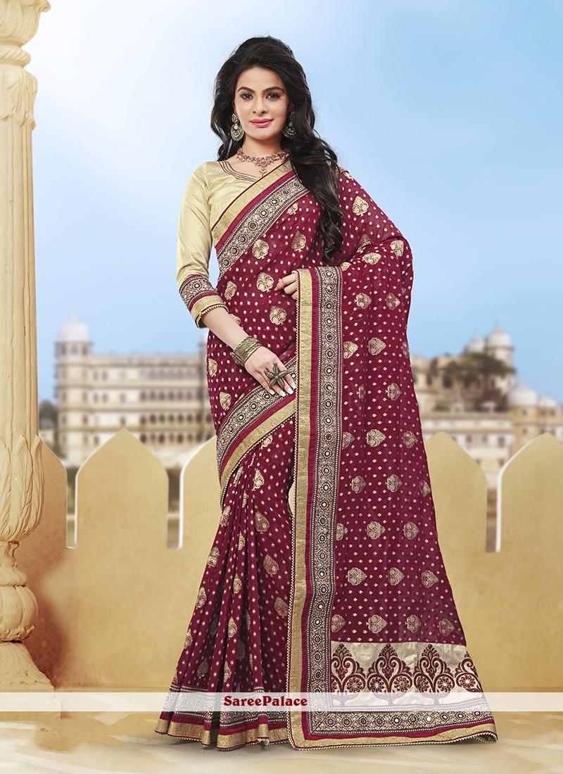 Divine Viscose Classic Designer Saree
