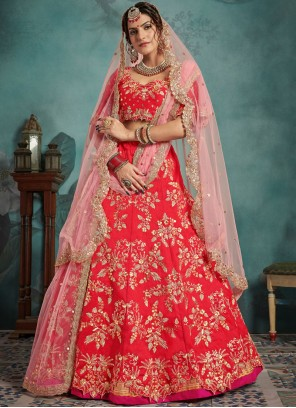 Dori Work Wedding Trendy Designer Lehenga Choli