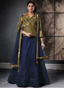 Elite Jacquard Silk Lehenga Choli