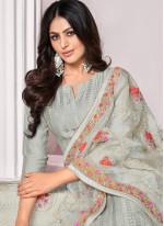 Embroidered Bollywood Salwar Kameez