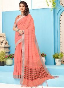 Embroidered Festival Classic Saree