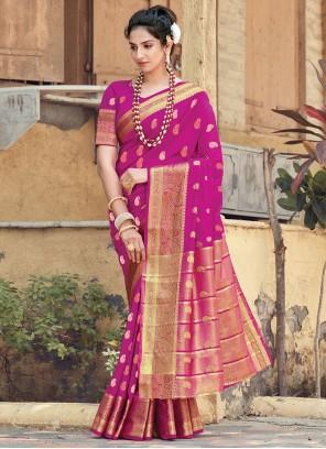 Embroidered Festival Traditional Designer Saree