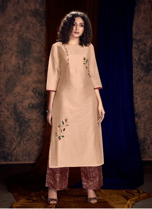 Embroidered Readymade Salwar Kameez