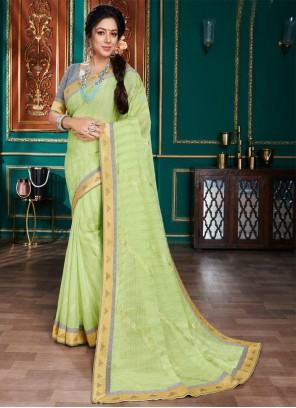 Embroidered Rupali Ganguly Designer Traditional Saree