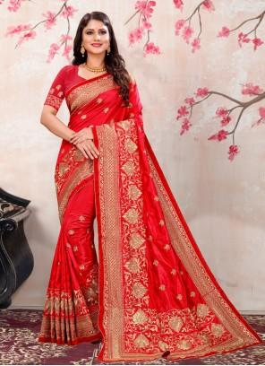 Embroidered Wedding Classic Saree