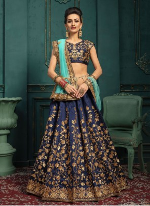 Embroidered Wedding Designer Lehenga Choli