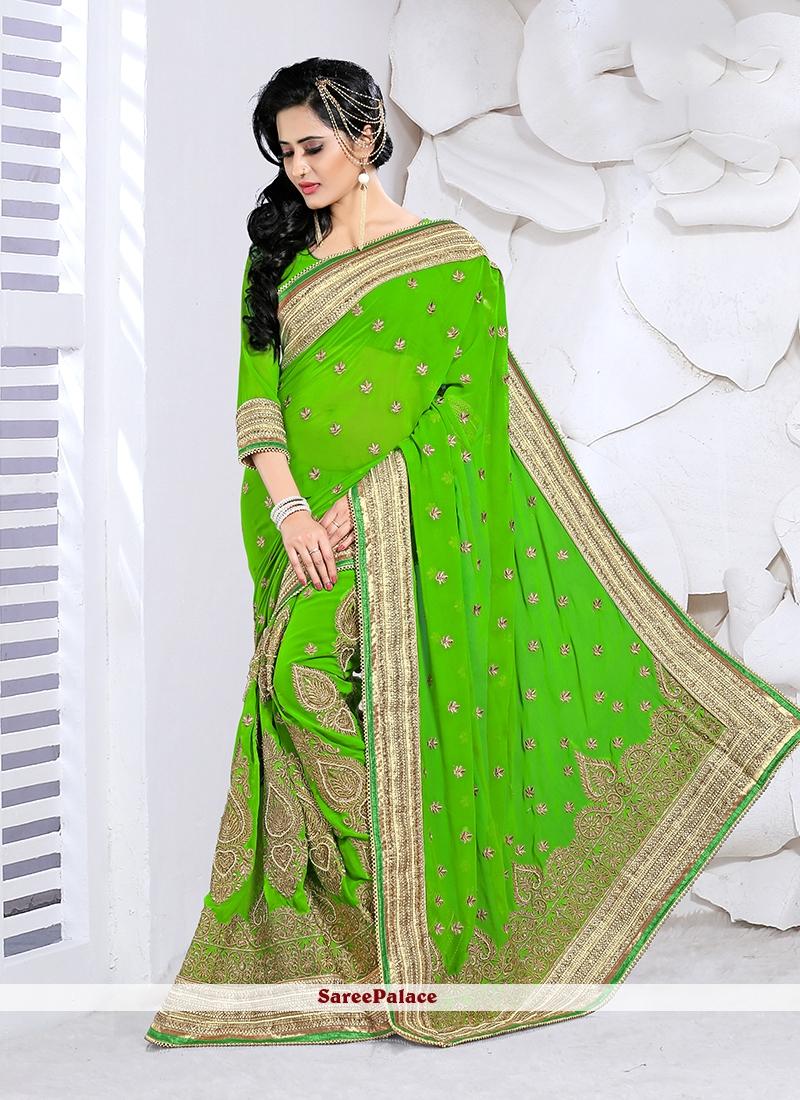 Epitome Zari Work Classic Designer Saree