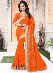 Excellent Classic Designer Saree For Party