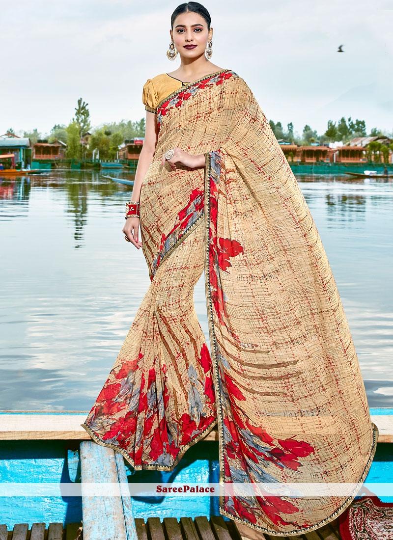 Exquisite Casual Saree For Casual