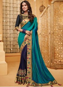 Fancy Fabric Classic Saree