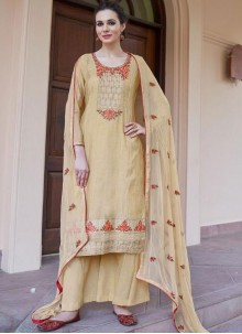 Fancy Fabric Designer Pakistani Suit