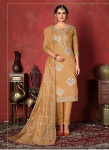 Fancy Festival Churidar Designer Suit