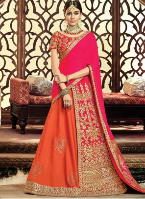 Fashionable Lehenga Choli For Wedding