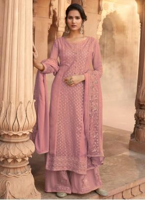 Georgette Party Designer Pakistani Salwar Suit