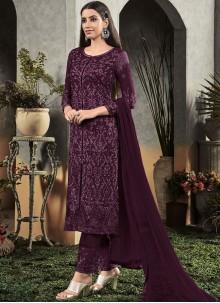 Georgette Party Designer Salwar Suit