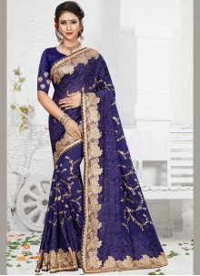 Glorious Saree For Bridal